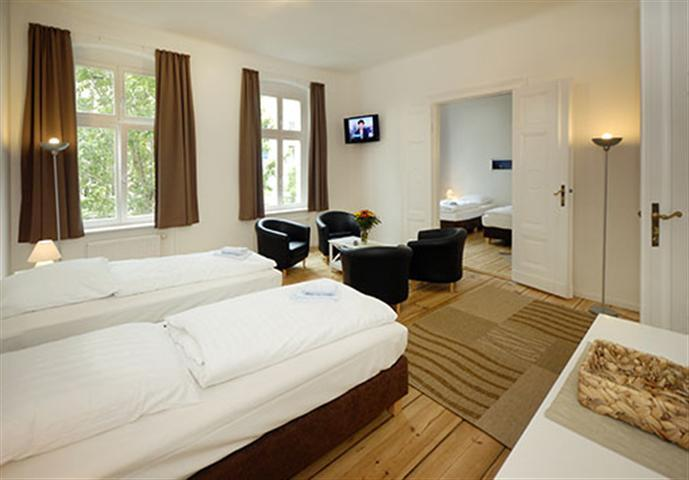 de los Angeles Family Apartment in Berlin - Image 1 - Berlin - rentals