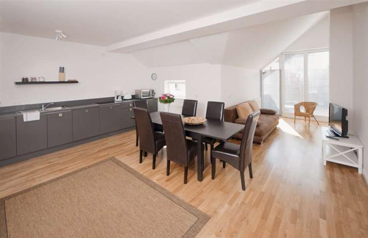 Sabicase Penthouse Apartment in Berlin - Image 1 - Berlin - rentals