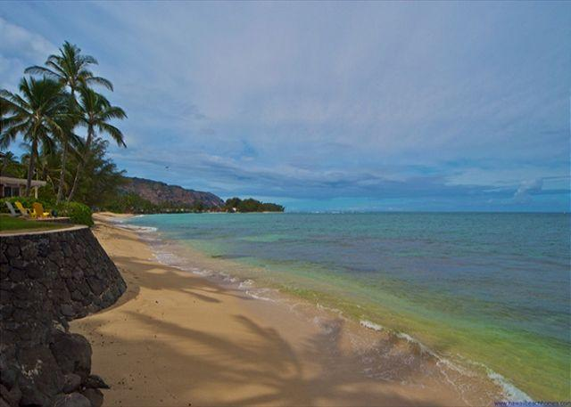 A peaceful beachside bungalow on the North Shore of Oahu - Image 1 - Waialua - rentals