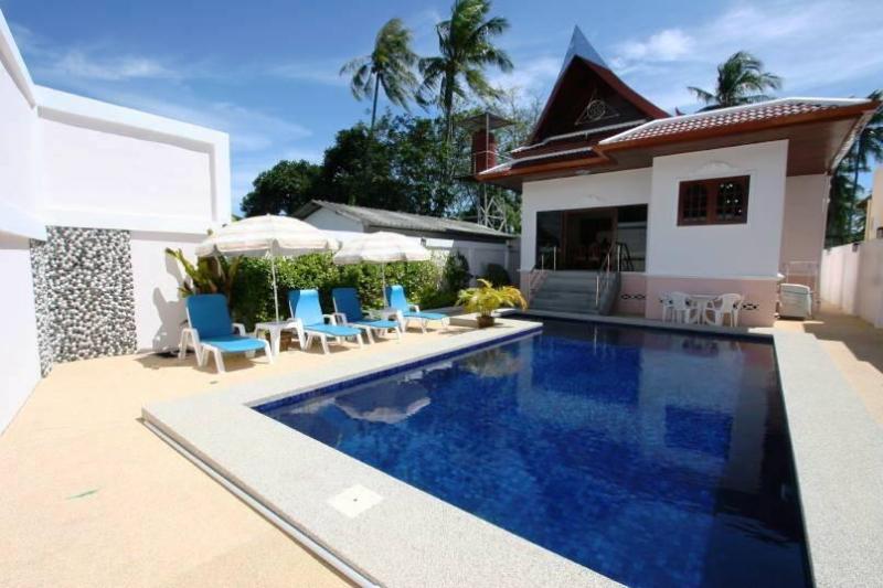 Pool area. - Majestic Villas Phuket, Villa 1. - Rawai - rentals