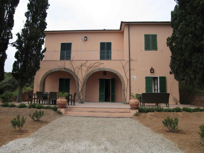 6 Bedroom Vacation Villa at Elba Island, Tuscany - Image 1 - Capoliveri - rentals