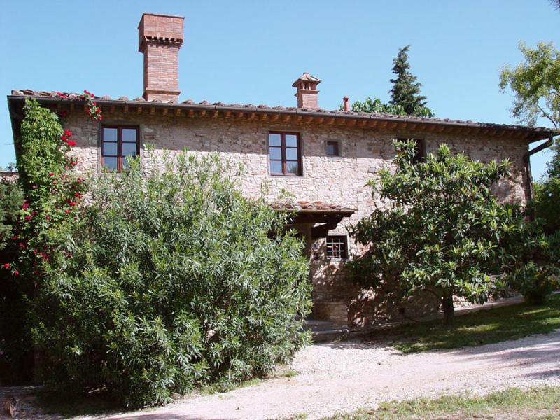Villa Teatro Vacation Rental with Pool - Image 1 - Montespertoli - rentals
