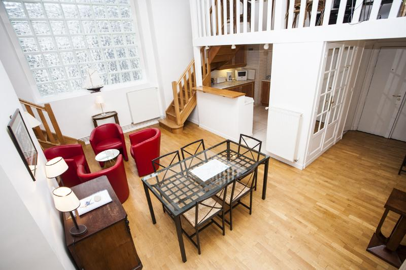 Living Room - Opéra  Victoire I - Paris - rentals