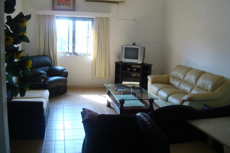 Sitting Room of Family 2-BRM Apt - T.N. Home Lodge 2-BRM City Holiday Apt - Upstairs - Accra - rentals