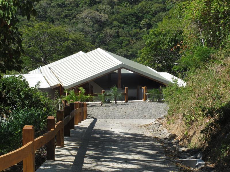 Villa 6 private entrance - Luxury Two Bedroom Villa 6 at Recreo, Costa Rica - La Cruz - rentals