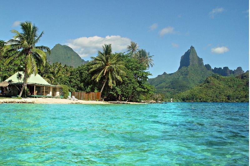 Robinson's Cove Villas - Moorea - Robinson's Cove Beach Villas - Moorea - Moorea - rentals