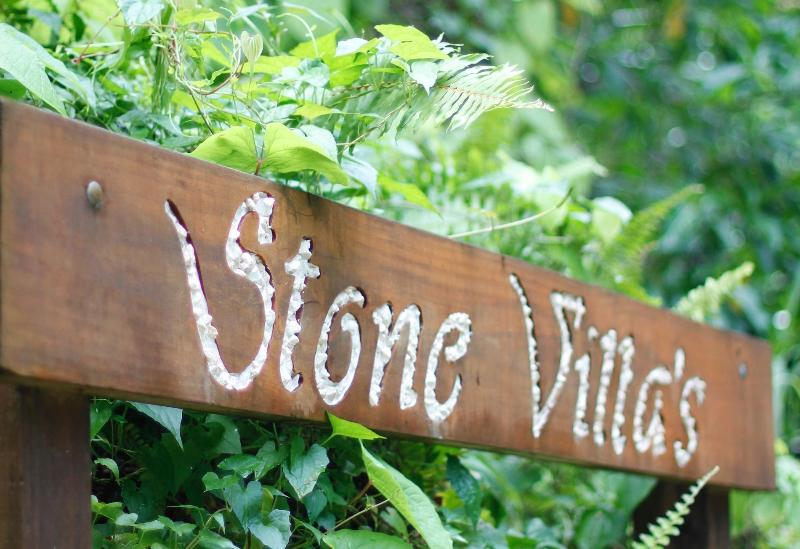 Natural setting - Stone Villa's - Alofi - rentals