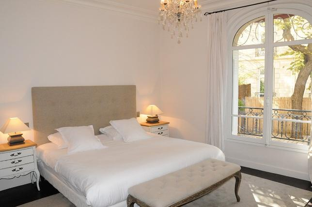 Master bedroom - Passy Vignes - Paris is Chic - Paris - rentals