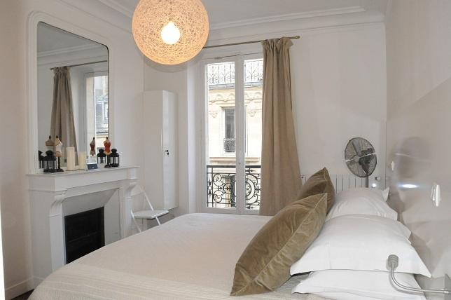 Master bedroom - Wonderful Vacation Rental at Rennes in Saint Germain - Paris - rentals
