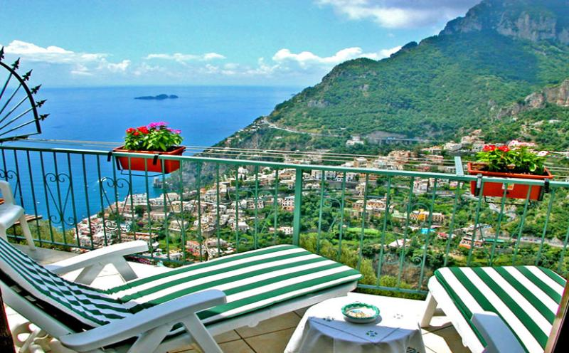 Casa Sole - CASA SOLE - 2 Bedrooms - Positano - Amalfi Coast - Positano - rentals