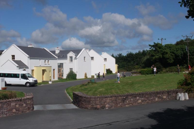 Outside gardens of Achill Cottages - Achill Cottages - Achill Island - rentals