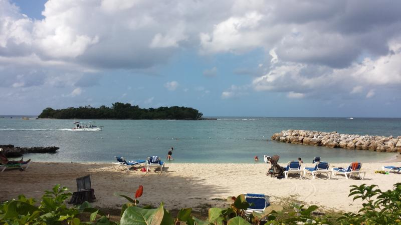 Family beach - Beautiful Condo Studio in Paradise Negril Beachs - Negril - rentals