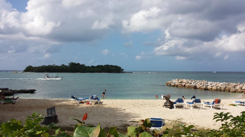 Family beach - Beautiful Condo Studio in Paradise7 Mile Beachs - Negril - rentals