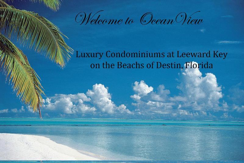 OceanView Condominiums at Leeward Key - OceanView-Luxury 4BR, Leeward Key, Miramar Beach - Destin - rentals