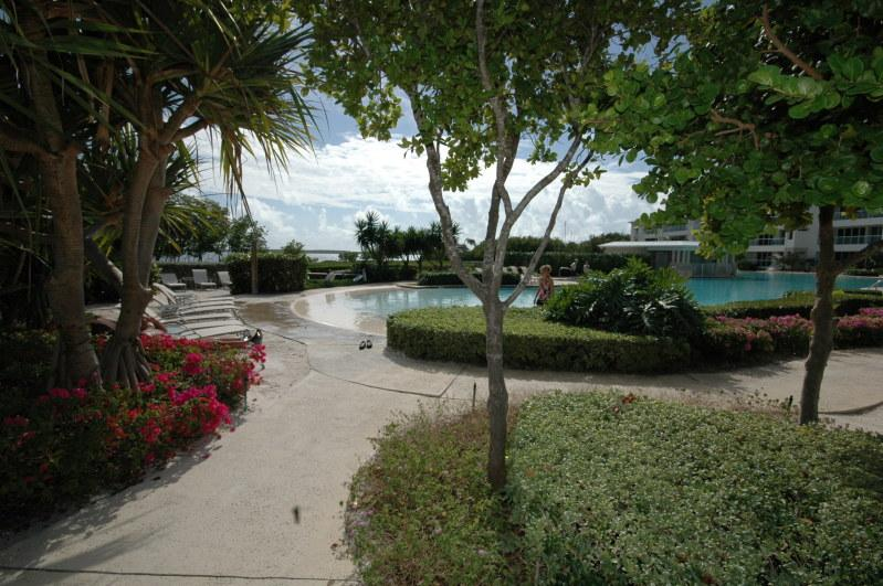 Sunning area around oasis pool - Opulence in an island setting ~ 809 Mariners Club - Key Largo - rentals