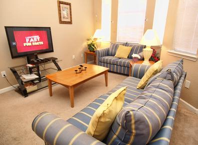 Flat screen TV provided - Sunnyside Villa - Davenport - rentals