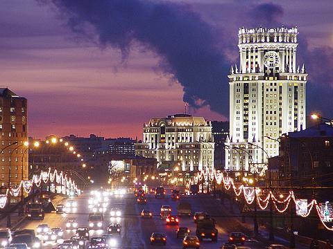 Paveletskaya Apartment ID 129 - Image 1 - Moscow - rentals