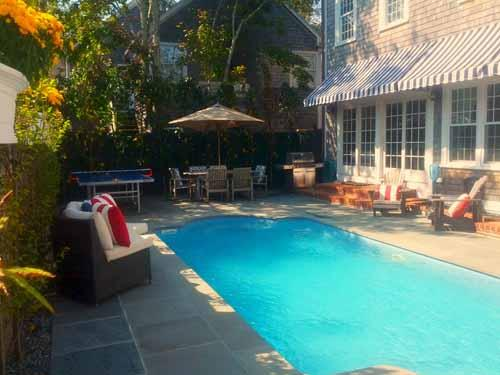 1563 - LUXURY & ELEGANCE IN THE HEART OF DOWNTOWN EDGARTOWN W/POOL - Image 1 - Edgartown - rentals
