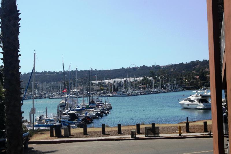View of the Bay. - Visit La Playa - bay views - walk to shops - Pacific Beach - rentals