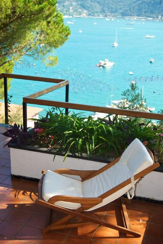 Terrace - Agave Marina Villa in Portovenere - Portovenere - rentals