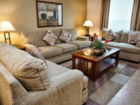 Living Area - WAS6P568OCB 6 BR Home In Orlando with High Speed Internet and a View - Orlando - rentals