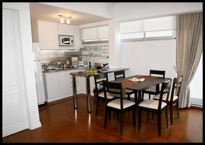 Spacious 8th-Floor Luxury Flat with Balcony, Wi-Fi, Pool, Sauna, Gym (ID#85) - Image 1 - Buenos Aires - rentals