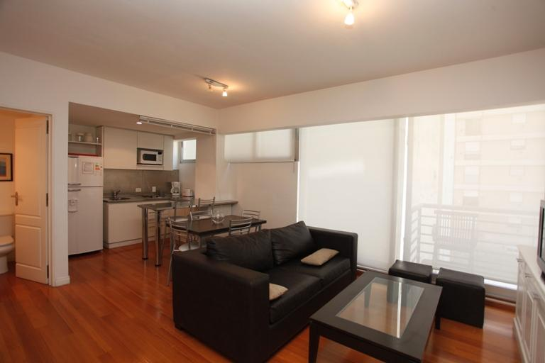 Luxurious 2-Bedroom in Brand-New Building w/ Sauna, Gym, Wi-Fi, Pool (ID#56) - Image 1 - Buenos Aires - rentals