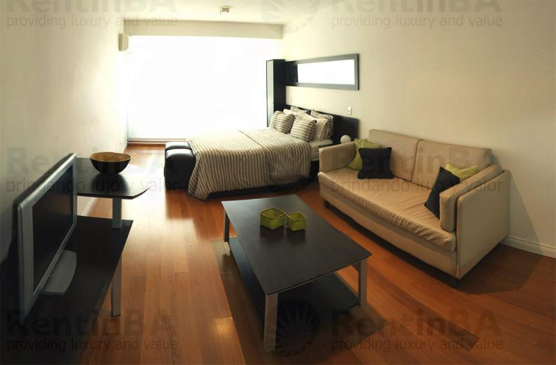 Luxurious Studio in Brand-New Building w/24-hour Security, Pool, WiFi (ID#53) - Image 1 - Buenos Aires - rentals