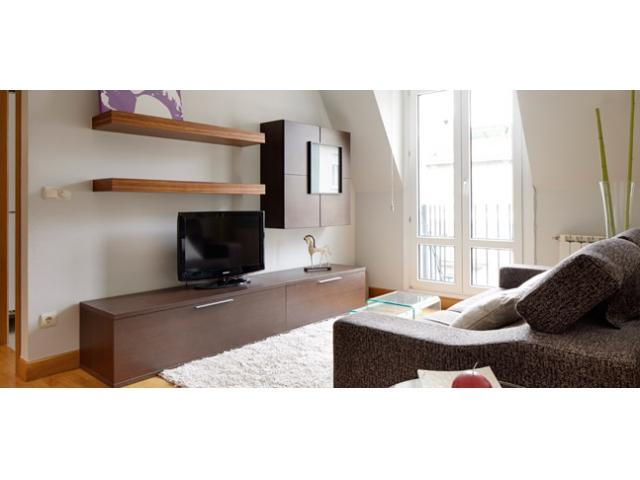 Katedral | City center,  Wifi, parking available, Perfect for a family - Image 1 - San Sebastian - Donostia - rentals