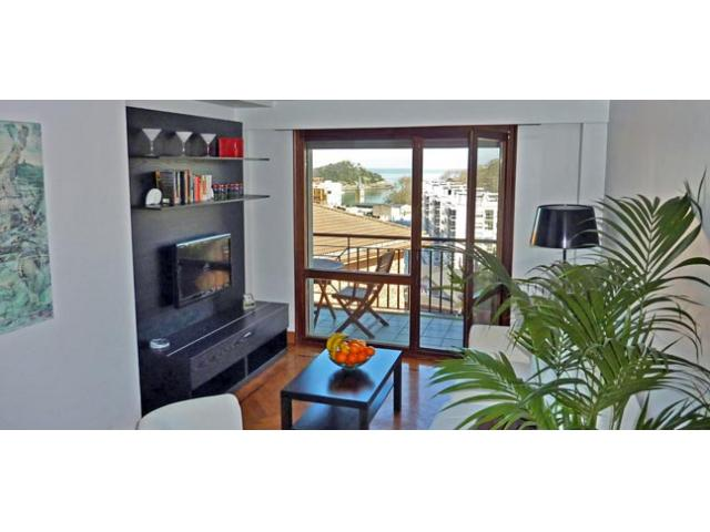 La isla | Views, WiFi, Parking and Terrace - Image 1 - San Sebastian - Donostia - rentals