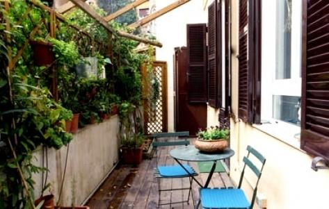 CR114 - Trastevere, Via Nicola Fabrizi - Image 1 - Rome - rentals
