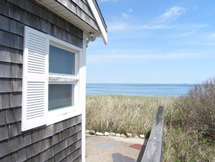 View of the ocean - 7 Sand Castle Dr - Sagamore Beach - rentals