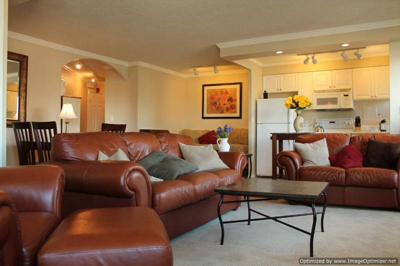 1BD Penthouse Living Room - Convention Ctr & Pike Place Market combined w - Seattle - rentals