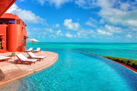 Bajacu - Aldaco designed - 2 Dramatic Infinity Pools and Infinite Luxury - Image 1 - Turks and Caicos - rentals