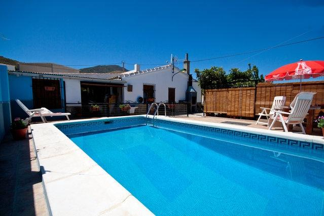 Villa in Andalusian lake district - Image 1 - Ardales - rentals