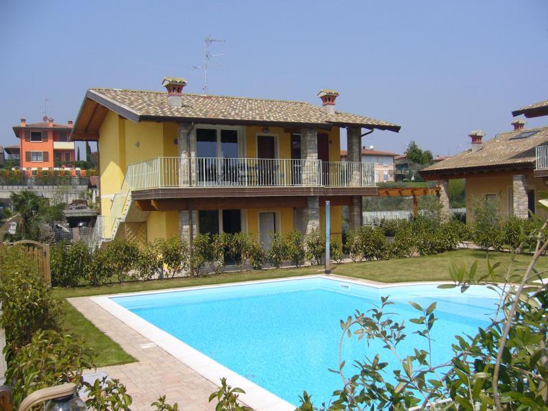 Villa Moniga (top half) - Villa Moniga - Moniga del Garda - rentals