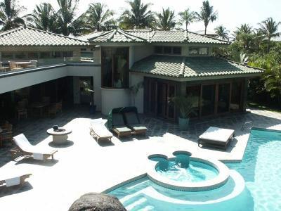 Hale Lalama - Villa on Mauna Lani Resort with saltwater pool, waterslide & waterfall - Image 1 - Mauna Lani - rentals