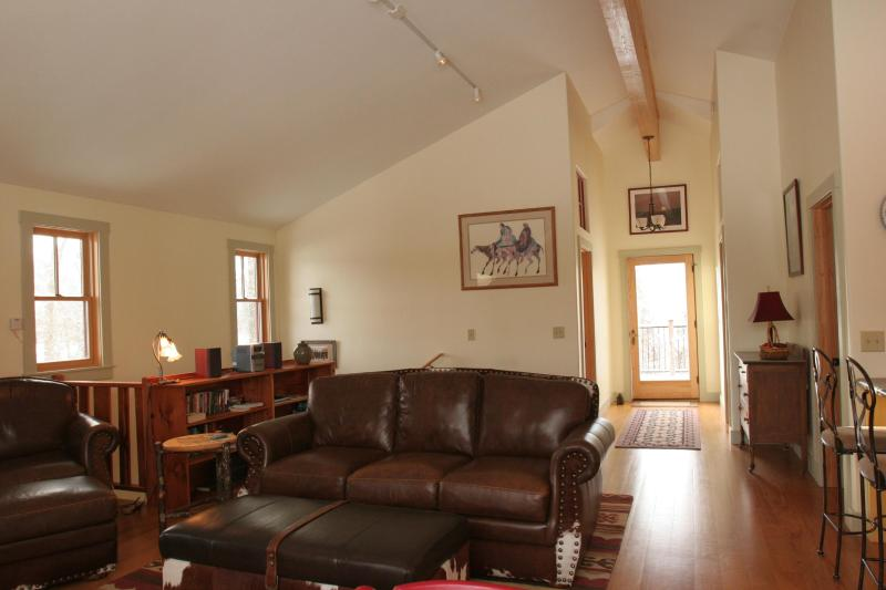 living room - Charming Guest House with Teton Views - Jackson - rentals