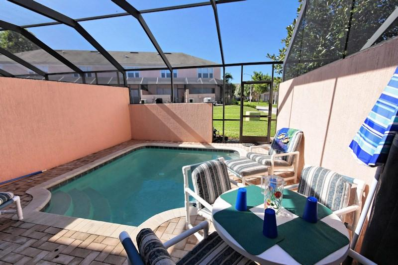 Fiji Palms - Luxury Townhouse in Windsor Palms Res - Image 1 - Kissimmee - rentals