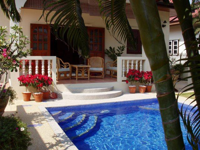 Villas for rent in Hua Hin: V5271 - Image 1 - Hua Hin - rentals