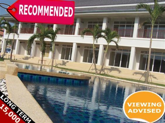 Villas for rent in Hua Hin: V5121 - Image 1 - Hua Hin - rentals
