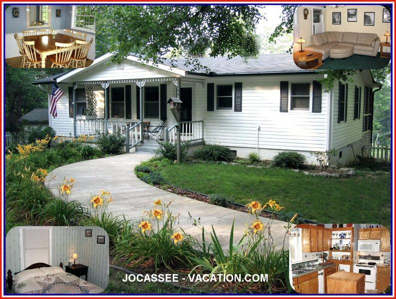 FOND VACATION MEMORIES BEGIN HERE - Lake ~ $ BEST VALUE $ ~ Jocassee - Salem - rentals