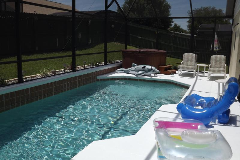 Totally Private Pool and Hot tub relax and enjoy - Image 1 - Orlando - rentals