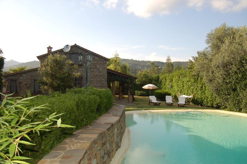 Rural Italian Villa with Private Swimming Pool - Villa Cilento - Image 1 - Santa Lucia Cilento (sa) - rentals