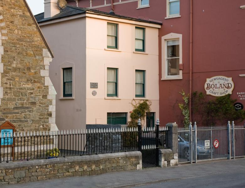 Boland Townhouse, exterior view - Boland Townhouse Vacation Rental - Kinsale - rentals