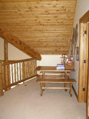 play area in the loft - Durango Mtn Home - Durango - rentals