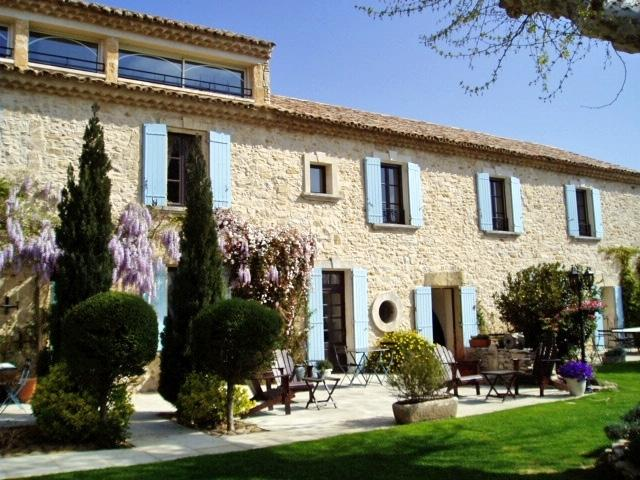 The Trellis Villa Holiday House rental in Provence - Image 1 - Saint-Laurent-des-Arbres - rentals