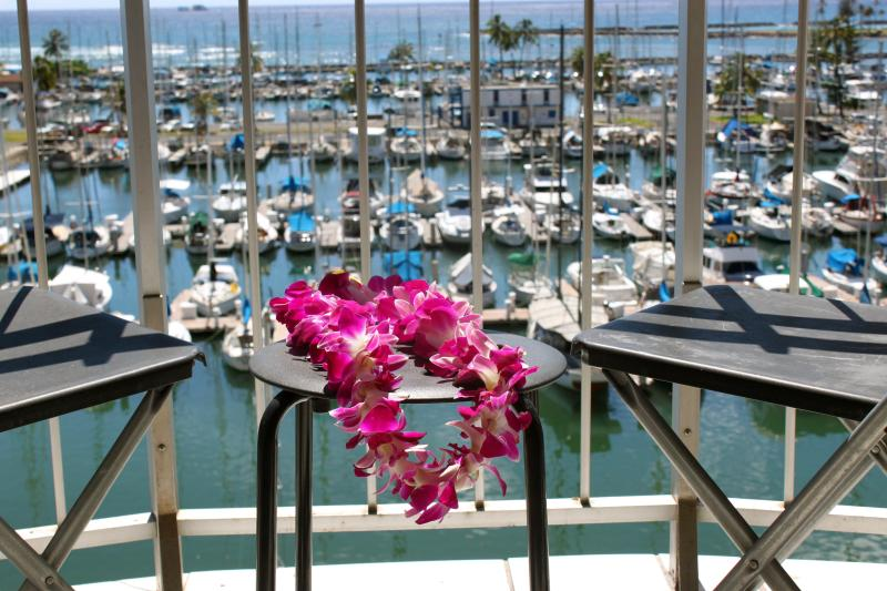 "Welcome to ""Pure Paradise"" a member of the ""You Found Paradise"" Collection of luxury condos - Ilikai Marina 780 Ocean Front Corner 2 X the View! - Honolulu - rentals"