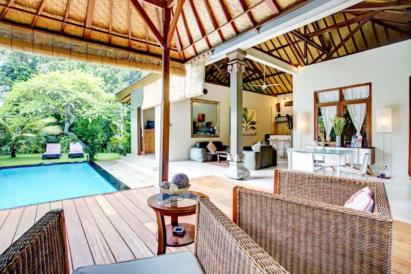 Villa Taman Rahasia 'bijoux' Villa in Seminyak - Image 1 - Seminyak - rentals