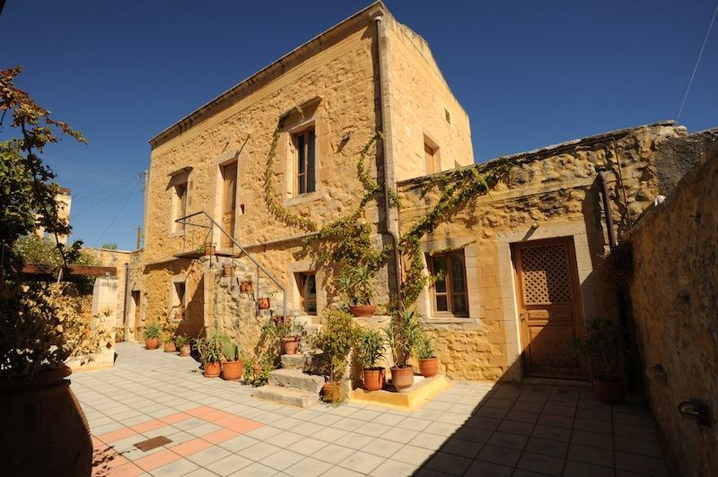 110 years renovated house - Image 1 - Chania - rentals